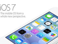 iOS 7.1 ปล่อยออกมาให้ดาวน์โหลดแล้ว