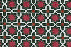 BROCHIER Home decor textile - Interior Design Fabric J3266 ANDROMEDA 003 Smeraldo
