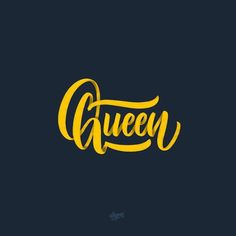 Great looking 'Q'. Type by @argoos.letters - #typegang - free fonts at typegang.com | typegang.com #typegang #typography
