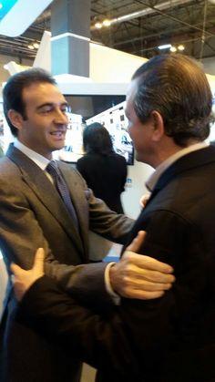 El Torero Enrique Ponce se compromete con el Alcalde de Segorbe asistir a La Entrada de Toros y Caballos de 2015