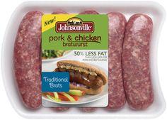 Meijer: BOGO Johnsonville Pork & Chicken Brats Coupon