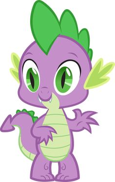 my little pony spike | Image - Canterlot Castle Spike 1.png - My Little Pony Friendship is ...