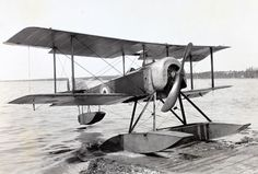 A Sopwith Baby floatplane