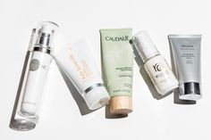 Editor Emily Ferber rounds the best peels for sensitive skin—one that hydrates, one that smells great, one to use overnight, and more.