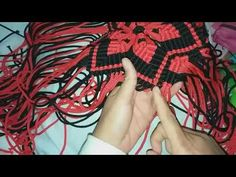 Diy Crafts Crochet, Diy And Crafts, Macrame Bag, Diy Tutorial, Art Sketches, Youtube, Bags, Accessories, Cases