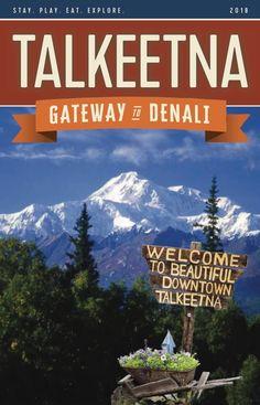 Welcome to Talkeetna, Alaska - Talkeetna Chamber of Commerce Travel Vlog, Travel Usa, Talkeetna Alaska, North To Alaska, Alaska Usa, Alaska Summer, Places To Travel, Places To Visit, Zipline Tours