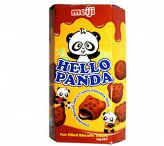 Meiji Hello Panda Double Chocolate Biscuits 50G at Rs,60 online with shipping in India.