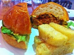 WTF Alert: The Alpaca-Spiked Burger at Mo-Chica