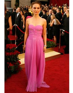 Red Carpet Dresses - Oscar Night Dresses - Harper's BAZAAR