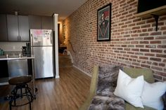 House Tour: A Minimal and Modern D.C. Apartment | Apartment Therapy