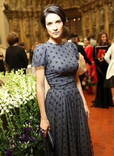 Ulyana Sergeenko dress. Love it.