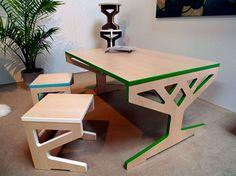Design Ecológico em Móveis com Madeira Certificada