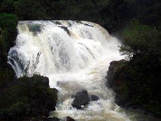 Cachoeira Véu Da Noiva - Poços De Caldas MG