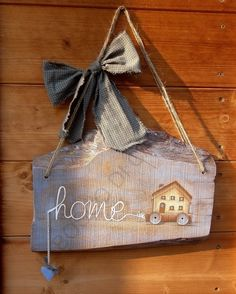 Arte Country, Country Chic, Home Crafts, Diy And Crafts, Arts And Crafts, Butterfly Invitations, Driftwood Crafts, Decoupage Vintage, Country Paintings