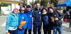 """Ottimi risultati per gli atleti del Marathon Club alla """"Sei ore del Castello D'Aquino"""". Le foto #Minervino"""