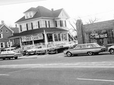 1960 Smail Ford Dealership, Greensburg, Pennsylvania