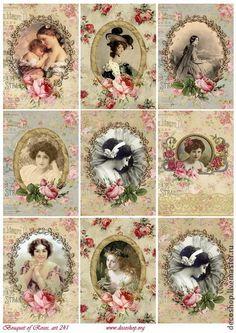 vintage ladies                                                                                                                                                                                 Más