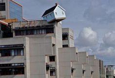 Genius arhitect !