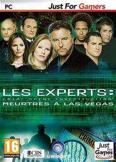 Les Experts: Meurtres à Las Vegas - Just For Gamers - PC - NEUF