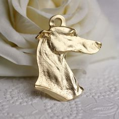 Find More Pendants Information about Greyhound Pendant Matt Gold Plate Italian Galgo Rescue Dog Grey Hound Adopt Jewelry Gift for Necklace,High Quality jewelry organic,China jewelry gift packaging Suppliers, Cheap jewelry gift boxes for bracelets from Morgan Jewelry on Aliexpress.com