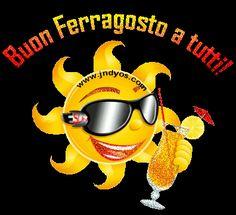 Buon ferragosto amiciiiiiiiiii!!! ^_^