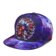 Brand Nuzada Color Printing Pattern Men Women Hat Hats Baseball Cap Fashion  Trends Hip Hop Cotton 094293a3df1e