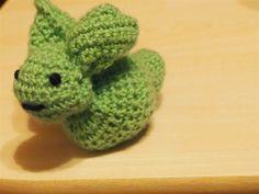 Αχ κουνελάκι κουνελάκι  - Easy Crochet bunny