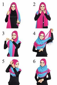 tutorial shawl