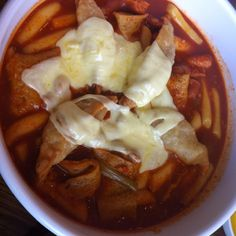 OMG YES ddukbbokki