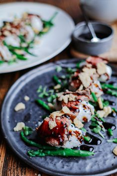 Wine Recipes, Asian Recipes, Healthy Recipes, Asian Street Food, Asian Snacks, Good Food, Yummy Food, Asparagus Recipe, Appetisers