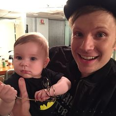 IT'S DECLAN STUMP even his hair looks like Patrick's omg! <3