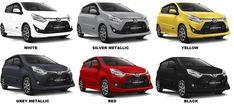 pilihan warna harga toyota agya facelift di semarang demak purwodadi kendal Toyota Celica, Toyota Supra, Semarang, Rav4, Toyota Land Cruiser, Vehicles, Sports, Motorbikes, Hs Sports