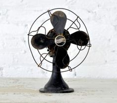 Industrial Fan | Patina