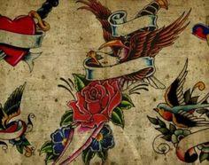 vintage tattoo styles