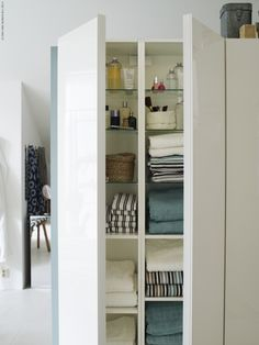 inreda on pinterest organized small closets ikea and hemnes. Black Bedroom Furniture Sets. Home Design Ideas