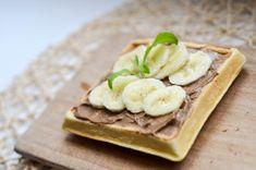 Špaldové wafle (Spelt waffles) – Chef MUM