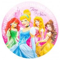 Have a table fit for a princess with these Sparkle Princess Party Plates. These fun plates feature Ariel, Cinderella, Aurora and Belle on a pink background with the title Time to Shine . Match with our other Sparkle Princess Party Supplies for a p Princess Theme, Disney Princess, Princess Party Supplies, Wholesale Party Supplies, Fun Places To Go, Printed Balloons, Party Plates, Cool Costumes, Anime Art