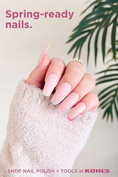 Nail Salon By Kohls : salon, kohls, Beauty, Ideas, Cargo, Cosmetics,, Lipstick,, Lipsticks