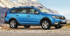 Dacia Logan MCV Stepway Joining Limited Edition Models In Geneva