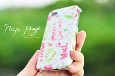 Apple iphone case for iphone iphone 4 iphone 4s iphone by NapPage, $19.90  #merryChristmas #Christmas #gift #iphone4case
