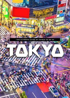 Look no further: here's the ultimate list of things to do in Tokyo as grouped per district in order to save you time & effort in organizing your itinerary! via http://iAmAileen.com/top-things-to-do-in-tokyo-japan-travel-guide/ #tokyo #thingstodointokyo #j