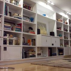 Modern Family Room Built In Cabinets Ideas Bookshelves Des Design, Pictures, Remodel, Decor and Ideas - page 2
