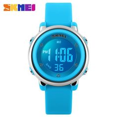 Watches Joyrox Led Watch Kids Jelly Color Digital Child Watches New Touch Screen Rubber Children Watch For Boy Girl Student Go To School Great Varieties