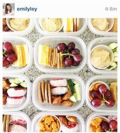 Snack boxes. Via Emily Ley