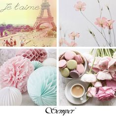 #paris #sweets #pastels #coffee