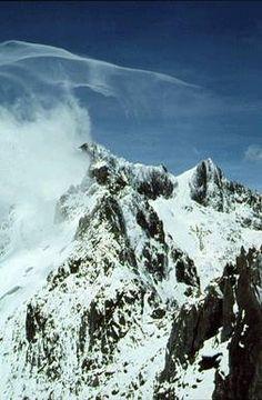 El Pico Bolivar - Merida, Venezuela