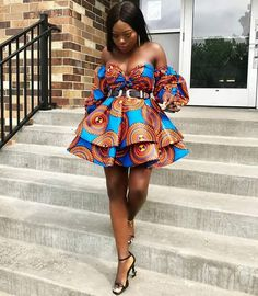 Latest Ankara styles in vogue.There are thousand and one styles on how you can rock your Ankara styles. Ankara Styles For Women, Beautiful Ankara Styles, Ankara Gown Styles, Latest Ankara Styles, Ankara Dress, Ankara Gowns, African Fashion Ankara, African Fashion Designers, Latest African Fashion Dresses