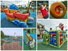 Accessible play, designed for all, at the playground at Dove Park, Grapevine, TX