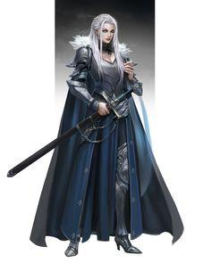 Lord of the North, Sun haiyang on ArtStation at https://www.artstation.com/artwork/GZmD4?utm_campaign=notify&utm_medium=email&utm_source=notifications_mailer