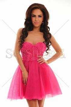 Rochie Celestial Dance Pink